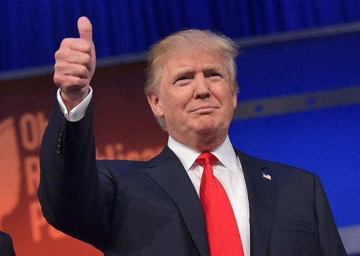 Donald John Trump is the new President of USA.