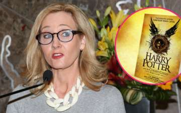 JK ROWLING ACES IT AGAIN TO SLAM THE TWITTER USERS WHO THREATENED TO BURN HER BOOKS