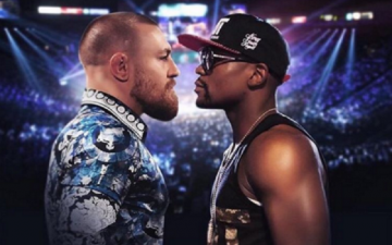 Floyd Mayweather Officially Out OF Retirement To Fight Conor McGregor In June