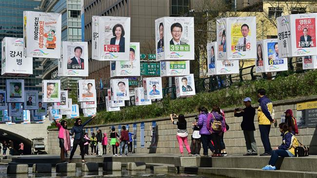 SOUTH KOREA TO MAKE A PRESIDENCY ELECTION ON 9TH MAY