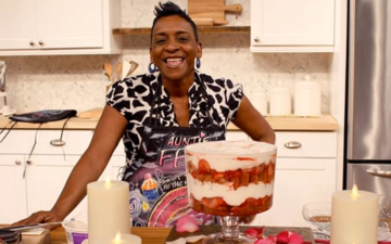 Famous cook and Internet superstar Auntie Fee AKA Felicia O'Dell Dies at 59
