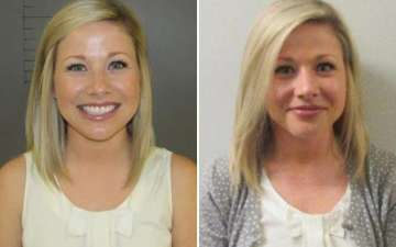 No Shame: Married Biology Teacher Sarah Fowlkes Is All Smiles After Student-Sex Bust