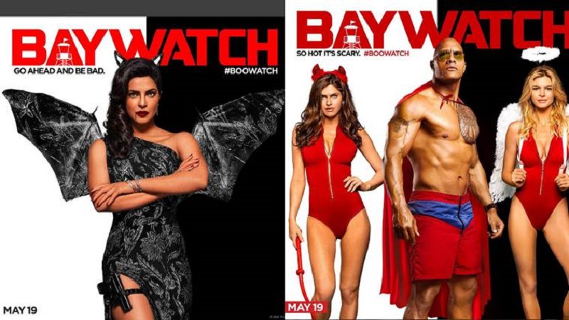 Baywatch Trailer 3 released, Priyanka Chopra Looks Hot As hell Dwayne Johnson better watch out!