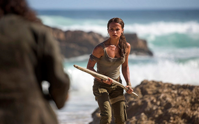 Tom Rider game freak Alicia Vikander, First look as Lara Croft in Tomb Raider released