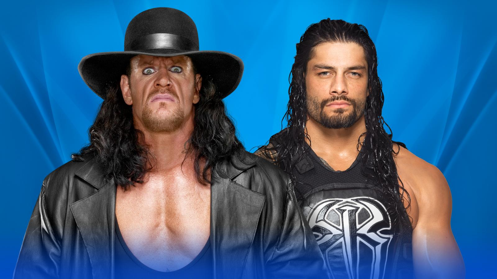 Roman Reigns vs The Undertaker: Will this be The Undertaker's last match?