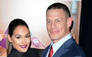 Will You Marry Me? John Cena's Proposed Girlfriend Nikki Bella At WrestleMania