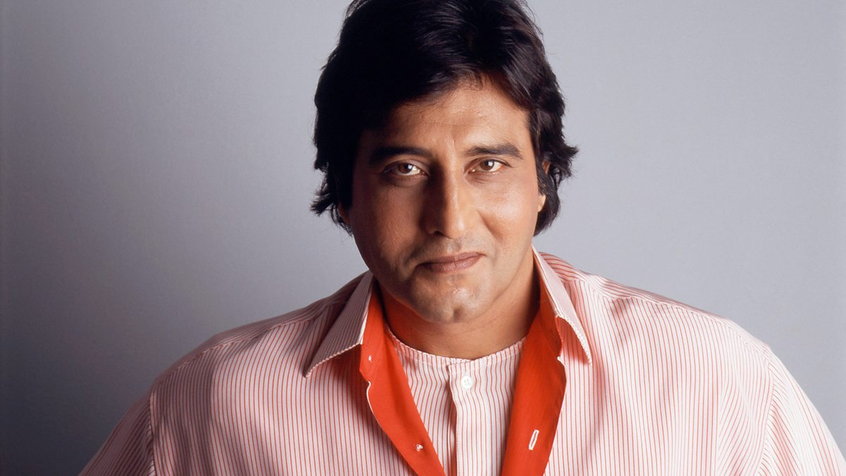 Vinod Khanna, a politician and actor