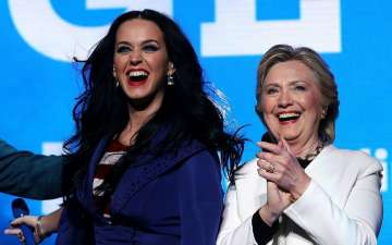 Hillary Clinton Turns To Model: Endorsed Katy Perry's Shoe Line Brand