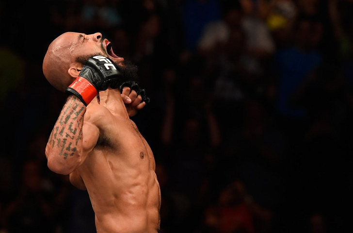 Ten Times UFC Flyweight Title Defender Demetrious Johnson Marked as Greatest UFC Fighter