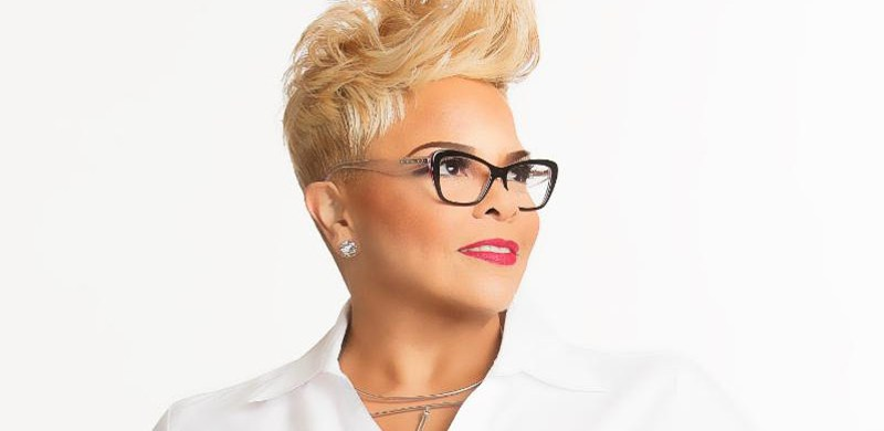 American Gospel Singer, Tamela Mann Transforms Into A Sexy Lady, See Her Impressive Weight Loss