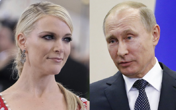 Megyn Kelly Left Fox News and Signed up with NBC for $15 million, Will Interview Vladimir Putin