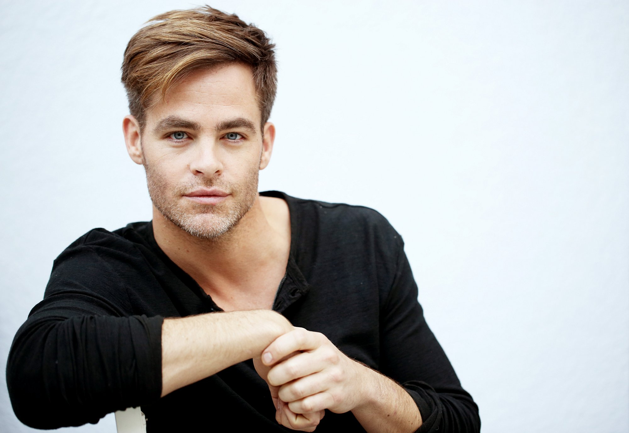 GOOD LOOKS Too Hard To Handle, American Actor Chris Pine Talks About The Burden Of Being Handsome