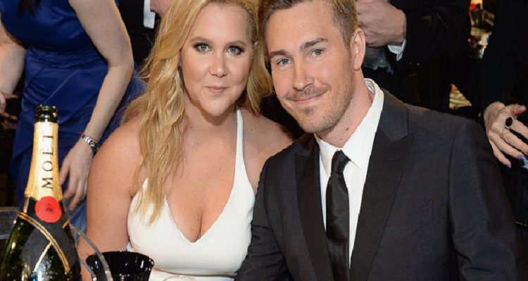 Actress Amy Schumer and her Boyfriend Ben Hanisch underwent a friendly breakup