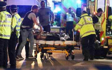 Terror attacks near London Bridge, killed six