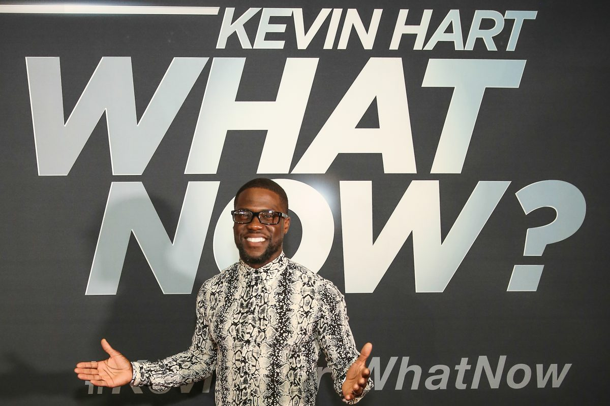 Kevin Hart is not going to make Trump Jokes to avoid alienating audiences
