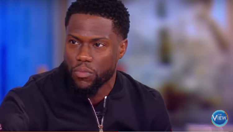 Kevin Hart Defended Kathy Griffin and said Comics Always Take Risks