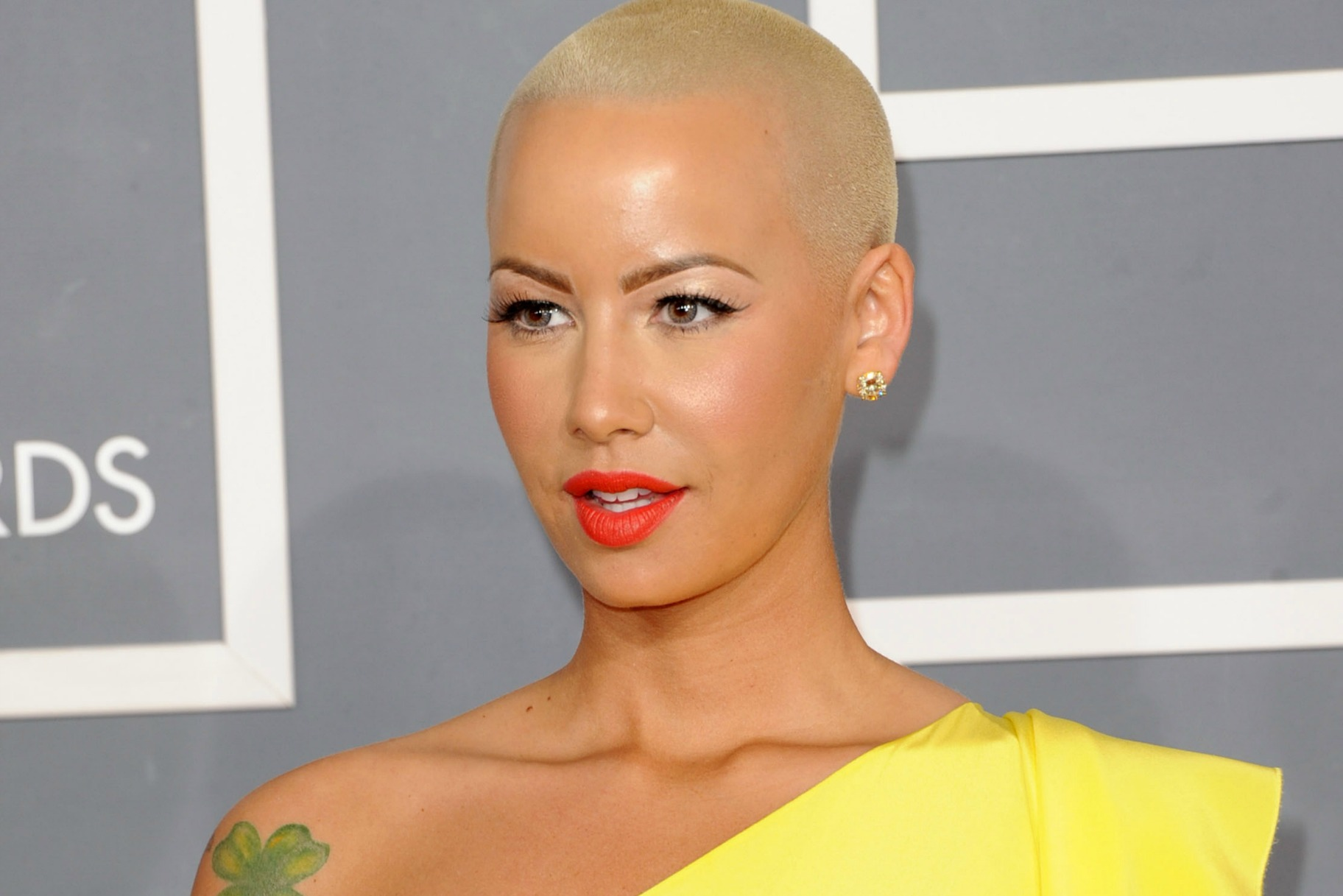 American Model Amber Rose Flashes Her Unshaven Crotch In A Shocking Instagram Picture