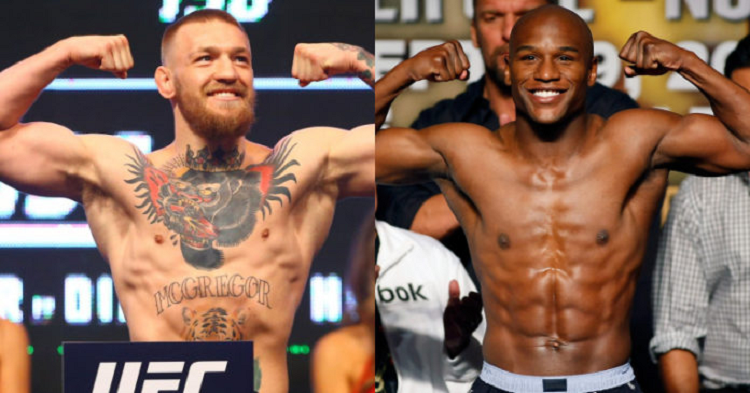 Floyd Mayweather vs Conor McGregor fight date targeted for Aug. 26