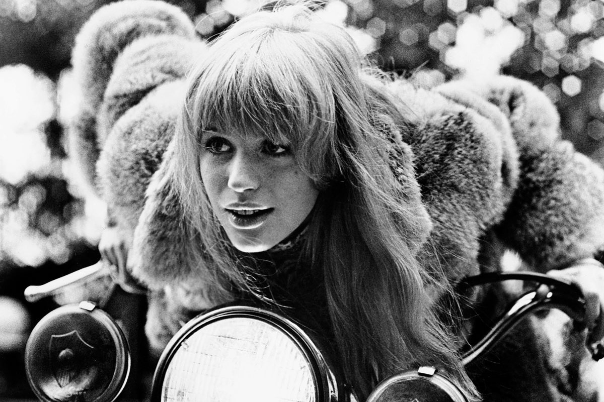 Model, Actress And The Friend To The Rolling Stones Anita Pallenberg Dies Aged 73