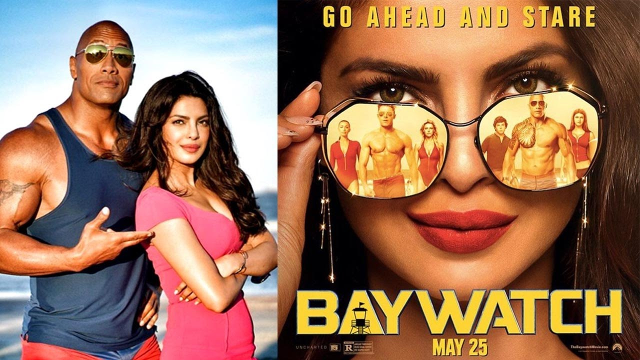 Baywatch Is Something The World Needs Right Now Says Priyanka Chopra