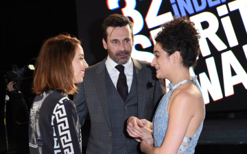 Jon Hamm's affinity with Jenny Slate Sparks Dating Rumors