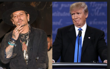 Jhonny Depp apologizes Donald Trump for the assasination remark, says it was a