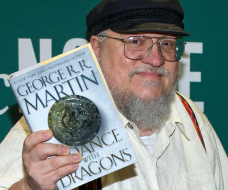George RR Martin's New HBO project after GOT: Who Fears Death?