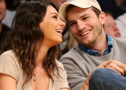 TWO and a Half Men actor Aston Kutcher Defys Rumours of Infidelity with Tweets