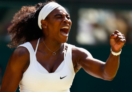 Here's What Tennis Star Serena Williams Did With Her First Million Dollar Check