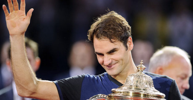 Roger Federer Makes History, Wins his Eighth Wimbeldon Title