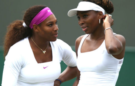 Venus  Williams Sends a message to her sister Serena Williams After Losing Wimbeldon Finals