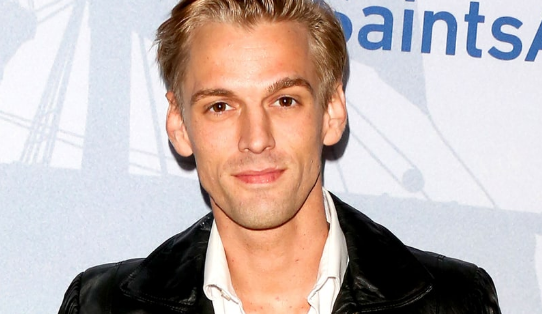 Singer Aaron Carter Detained in Georgia on DUI and Marijuana Charges
