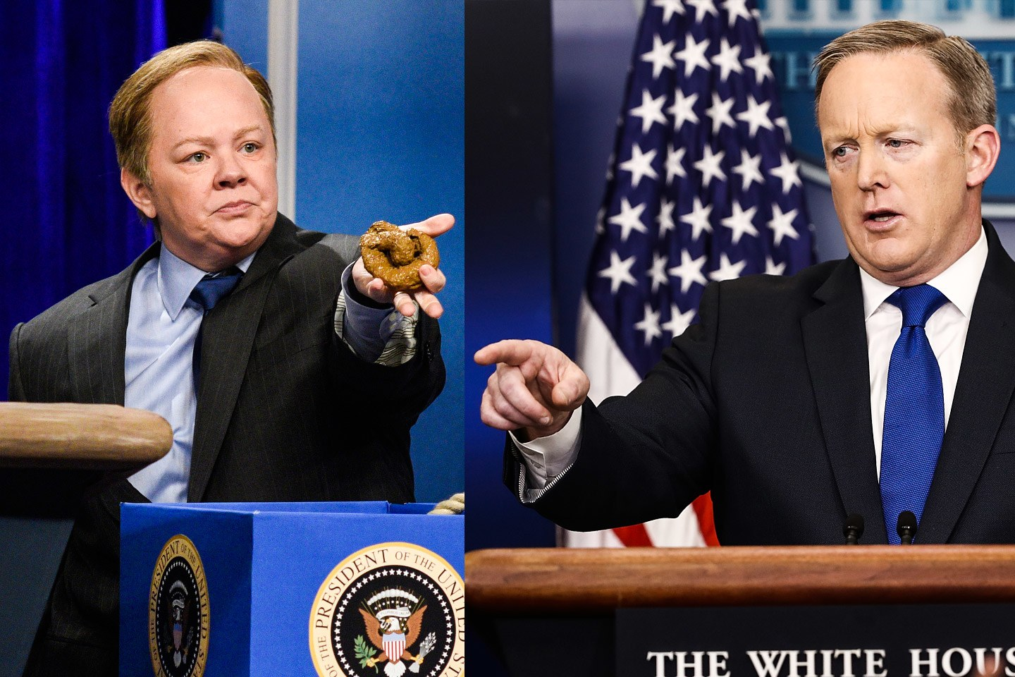 Melissa McCarthy's 'Saturday Night Live' Role In Danger After White House Press Secretary Sean Spice