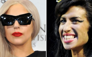 Lady Gaga Pays Tribute to Amy Winehouse on her Death Anniversary