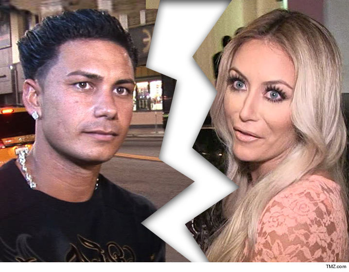 DJ Pauly D & Aubrey O'Day Have Apart  After a Year & a Half of Dating