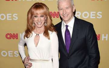 Anderson Cooper reveals his friendship with Kathy Griffin after she got fired from CNN