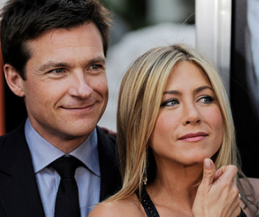 Jennifer Aniston with husband Justin Theroux showed up at Walk of Fame, For friend Jason Bateman