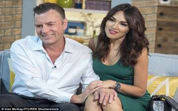 Duncan Bannatyne and his new wife Nigora, 37, showed off their expensive rings on honeymoon