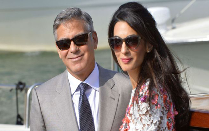 George and Amal Clooney are helping 3,000 Syrian refugees to go to school