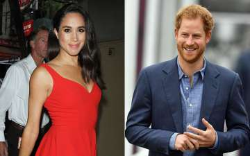 Prince Harry, Meghan Markle Head To Africa for birthday vacation