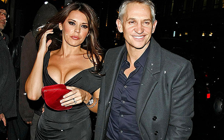 'Linekar thing' Gary Lineker's brother defends his close relationship with ex-wife Danielle Bux