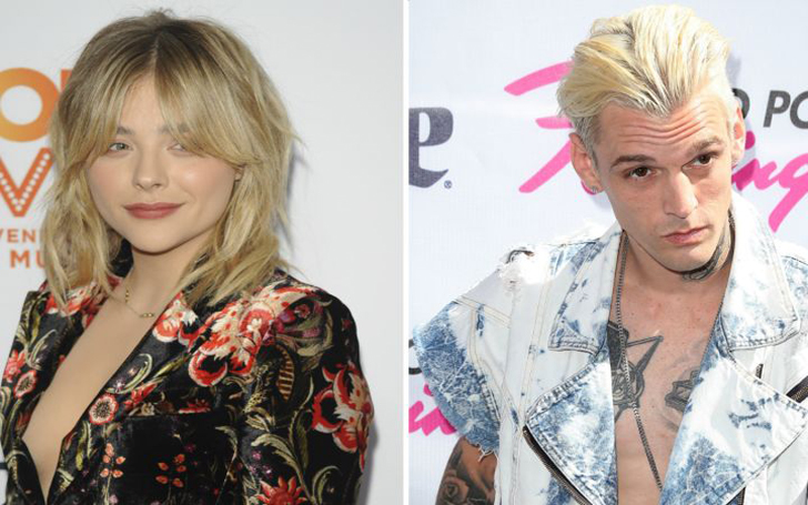 Chloë Grace Moretz is Asked For a Date By Her Childhood Crush Aaron Carter
