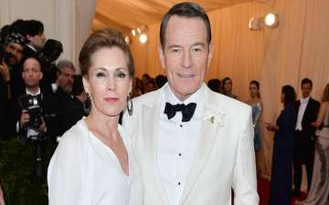 Bryan Cranston Reveals how he and Wife Robin were Caught having SEX on a TRAIN