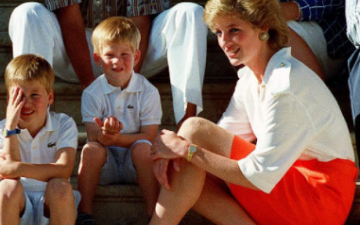 The Joke by Prince Charles after Harry's Birth that Broke Diana's Heart