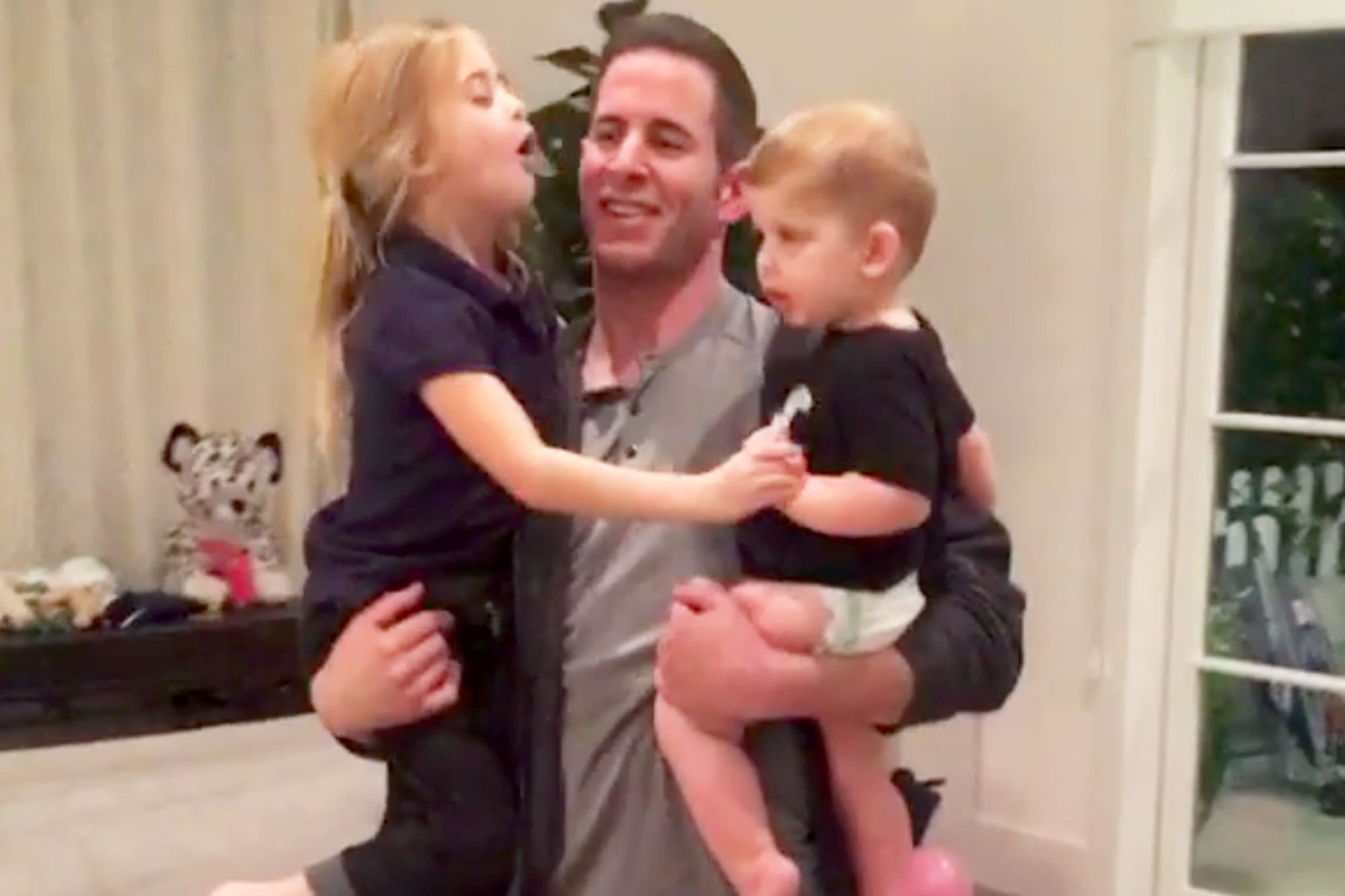 Tarek El Moussa Talks About Hardest Part Of Divorce As He Celebrates His 36th Birthday With His Kids