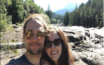 'Everwood' star Gregory Smith engaged to his Longtime Girlfriend Taylor McKay; Revealed on Instagram