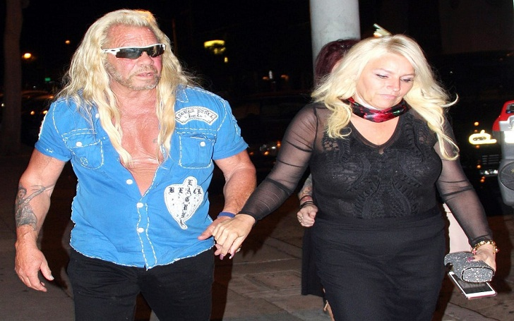 Dog The Bounty Hunter 39 S Wife Beth Chapman Steps Out After