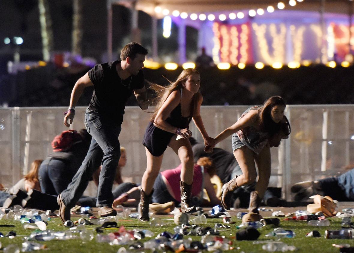 Worst Shooting In U.S. History In Las Vegas: 59 Killed, Almost 600 Injured