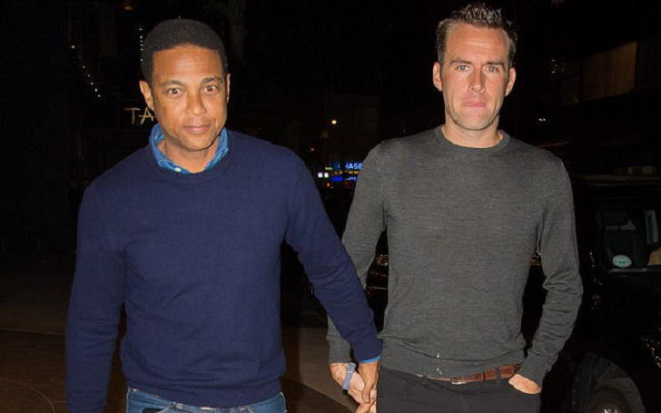 CNN Veteran Anchor Don Lemon Stepped Out Holding Hands With Rumored Boyfriend SNL After Party