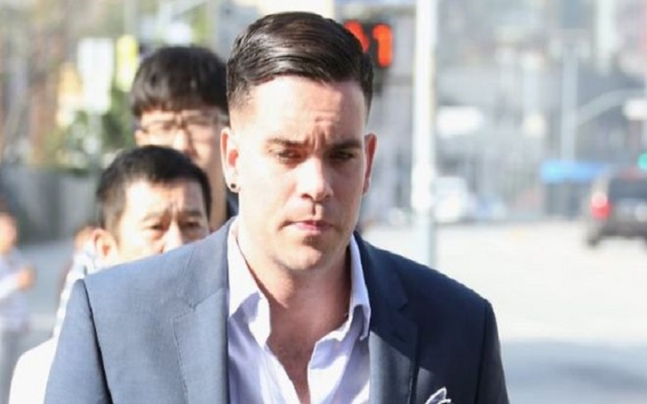 Glee Actor Mark Salling Admits Possessing Indecent Child Sex Abuse Images